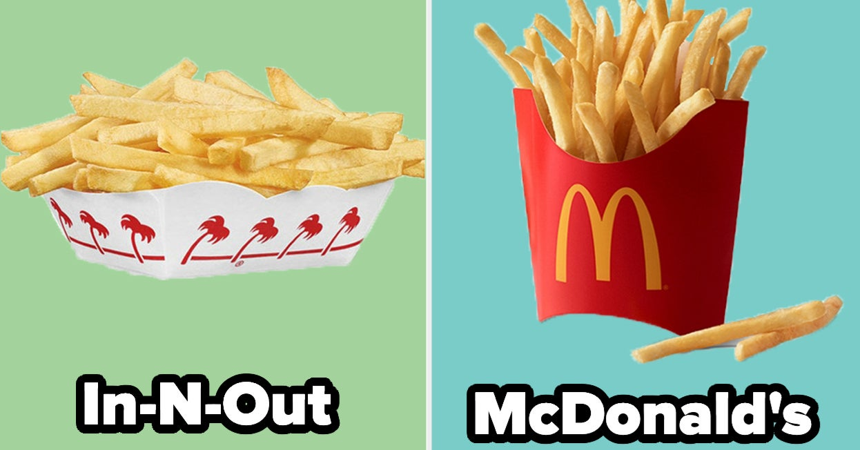 This Fast Food Showdown Will Determine Which Chains Actually Have The Best Food - buzzfeed