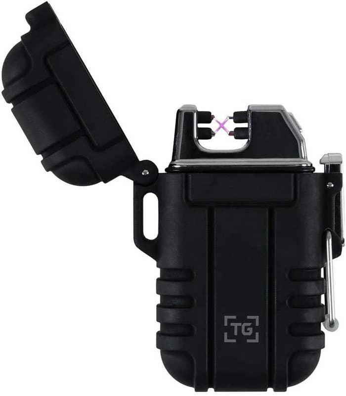 The plasma lighter