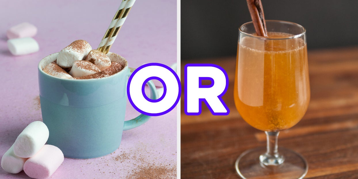 I Bet You Wanna Know Which Hot Beverage Matches Your Personality — Just Take This Quiz To Find Out