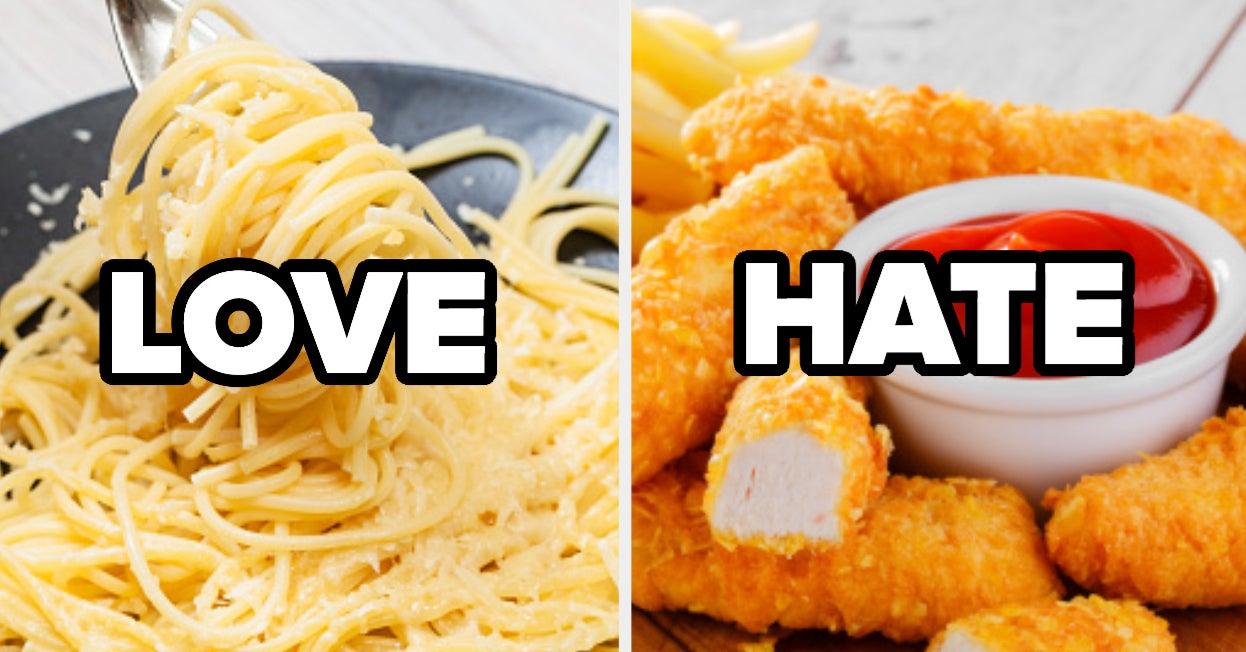 We Know Your Exact Age Based On The Picky Eater Staples You Love And Hate - buzzfeed