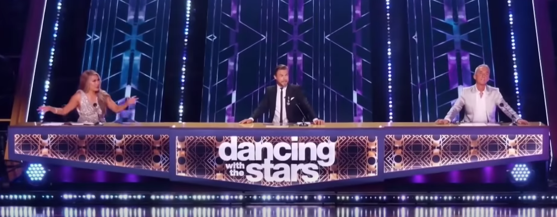 Dancing with the Stars judges