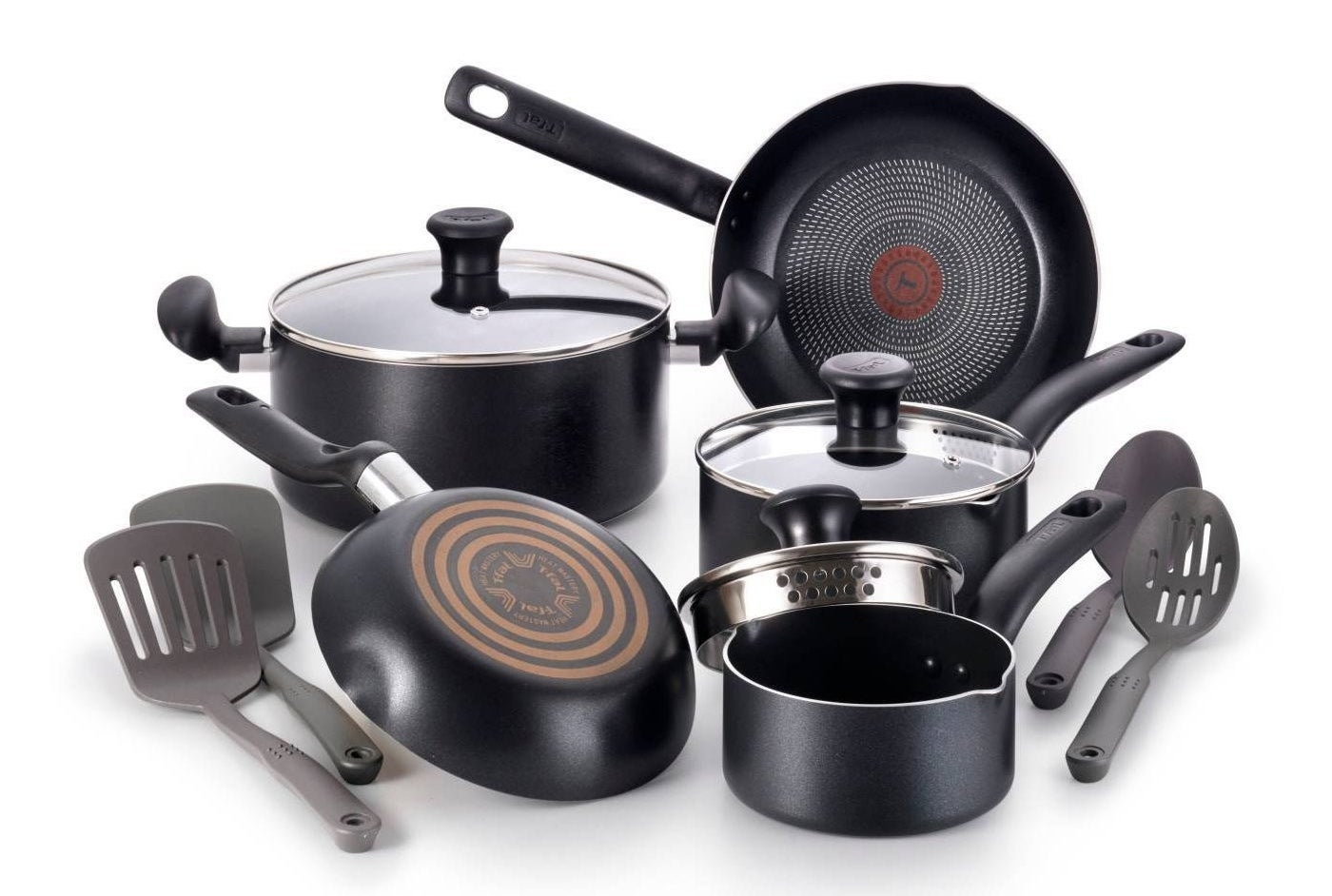 The nonstick cookware