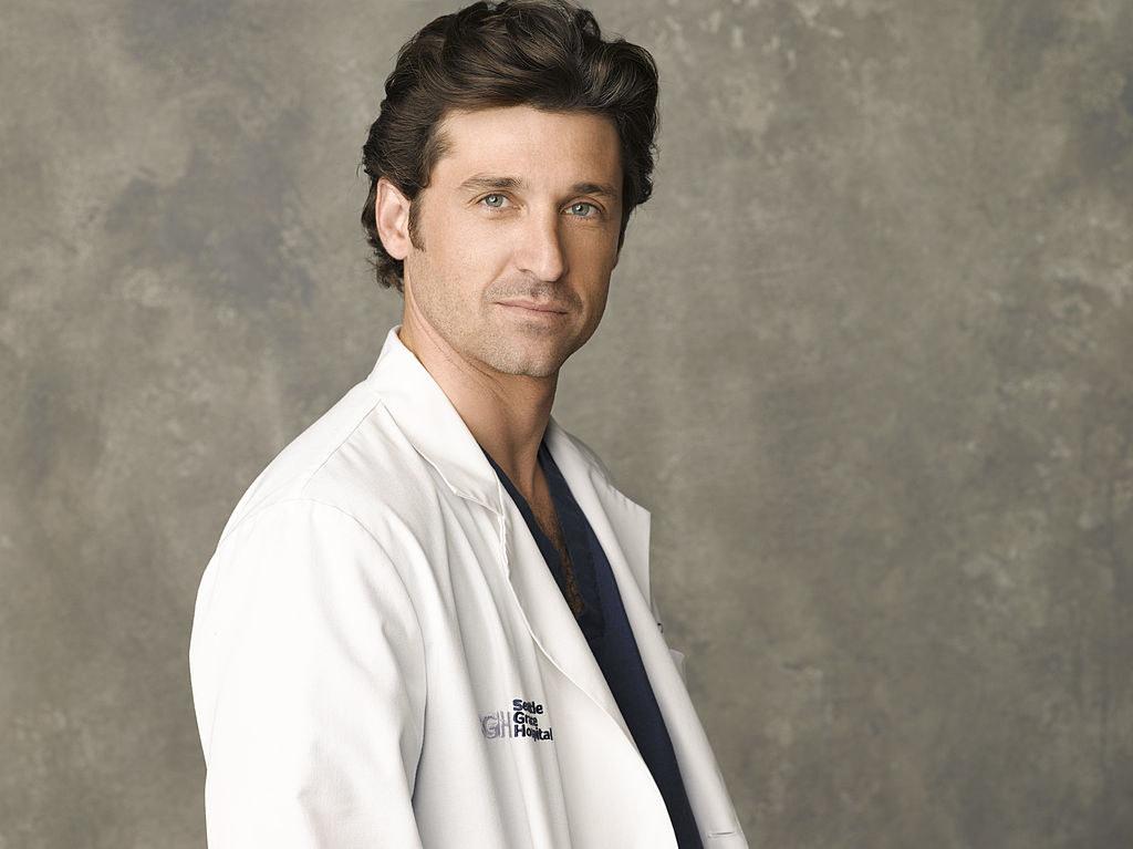 "Derek Shepherd from ""Grey's Anatomy"""