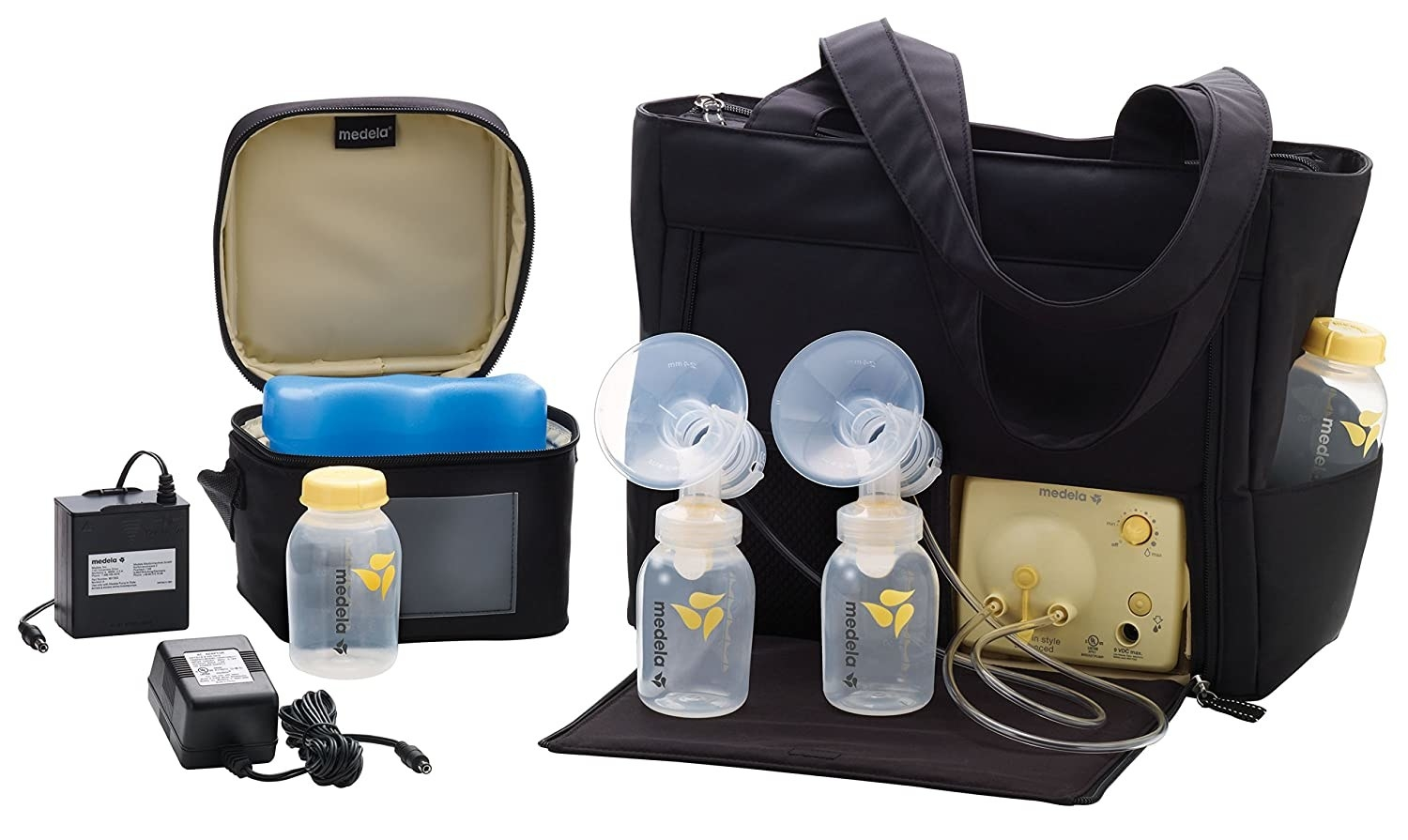 The breastfeeding kit