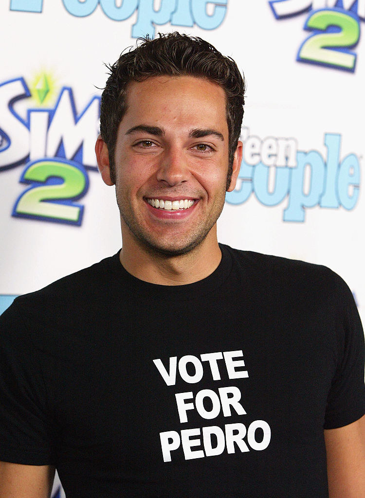 a vote for pedro shirt