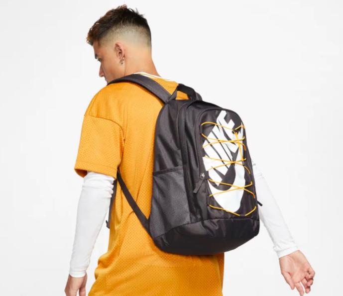 The bag in dark grey