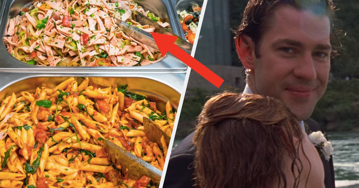 We Know Your Current Relationship Status Based On What You Choose From This Buffet - buzzfeed