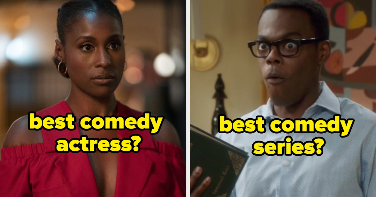Tell Us Your Emmy Awards Opinions And We'll Give You A Book Recommendation