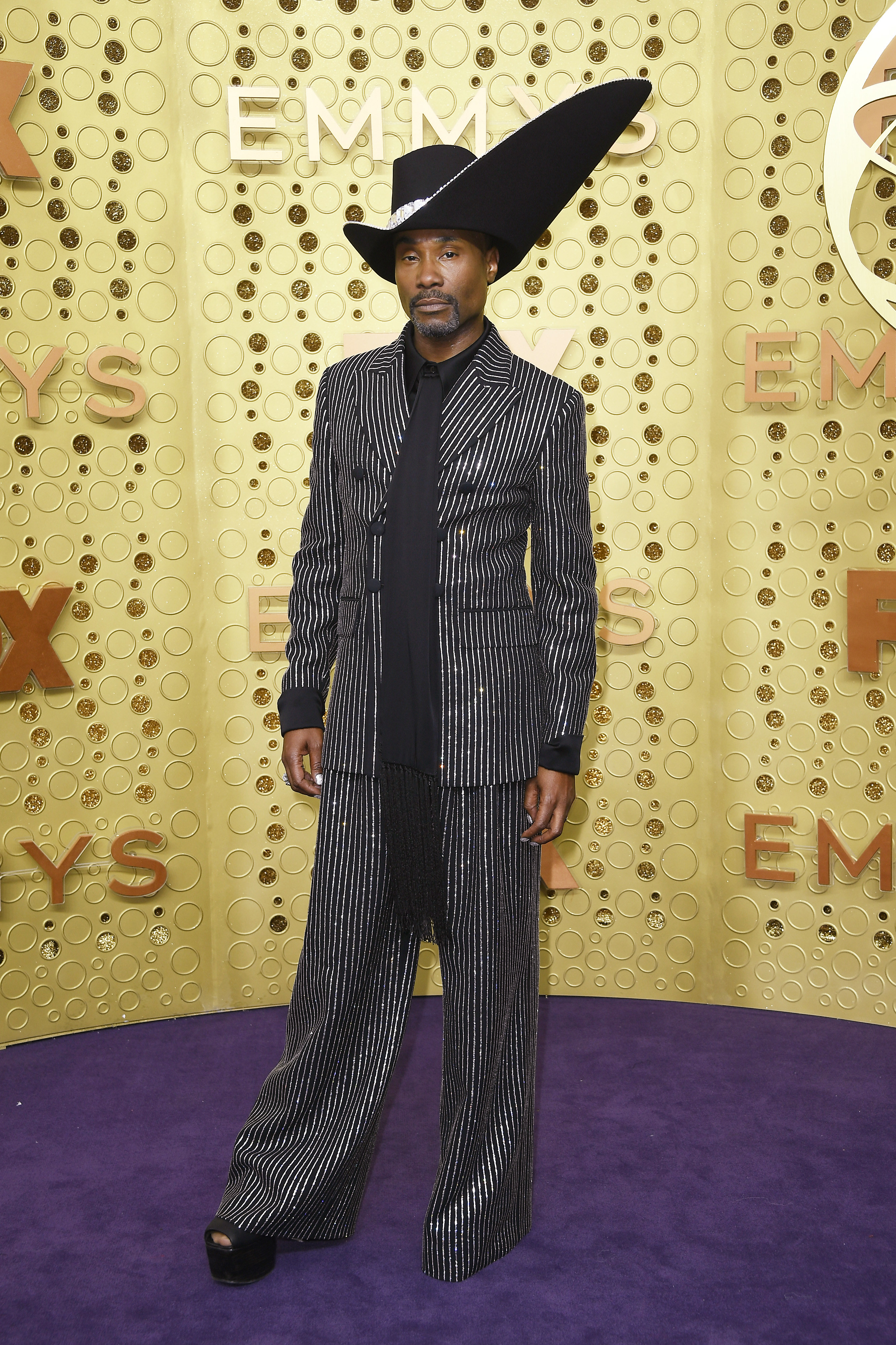 Billy Porter attends the 71st Emmy Awards at Microsoft Theater