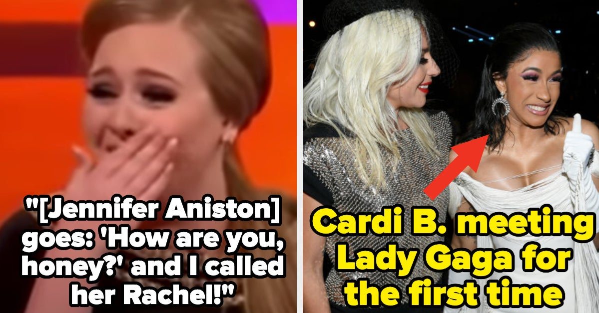 There's Nothing Better Than Famous Women Being Starstruck By Each Other, And Here Are 15 Of The Best Examples