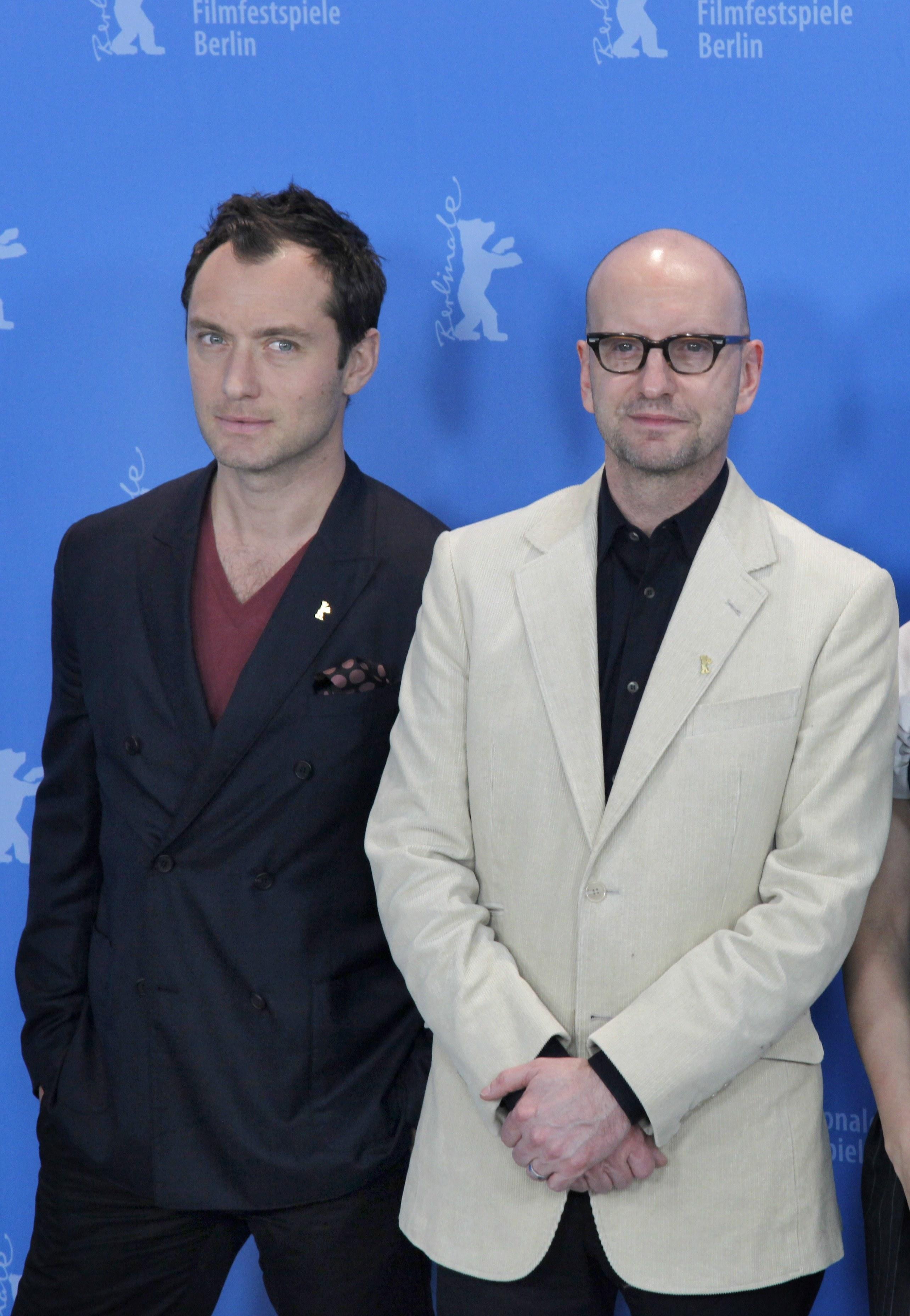 Jude Law, Steven Soderbergh