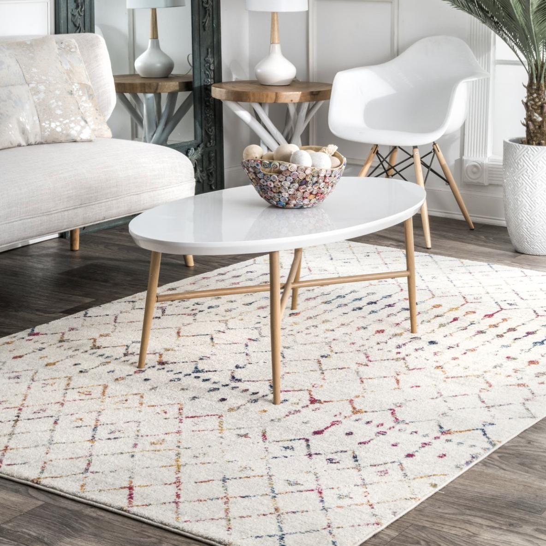 the trellis rug