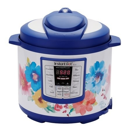 floral print instant pot