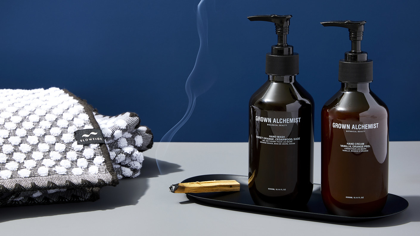 Products in lifestyle shot