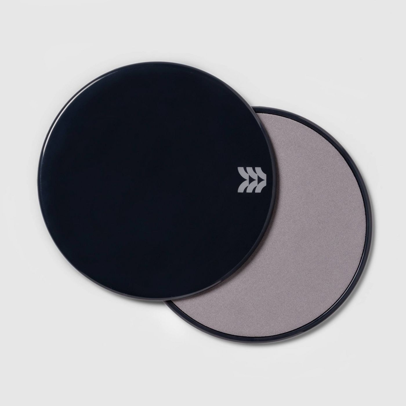 two sliding core discs for workout