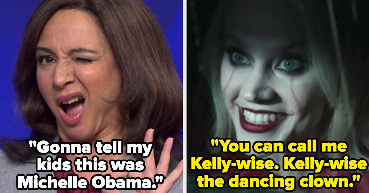 """The 15 Funniest Political Sketches That Ever Aired On """"Saturday Night Live"""""""