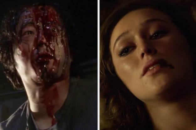 21 TV Deaths That Ruined The Whole Show For People