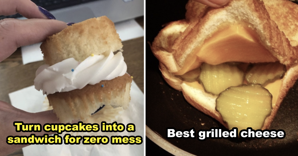 Do You Eat These Foods The Same Way As Everyone Else, Or Are You Normal? - buzzfeed