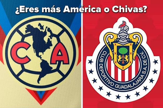 Califica estos platillos mexicanos y te diremos si eres más América o Chivas
