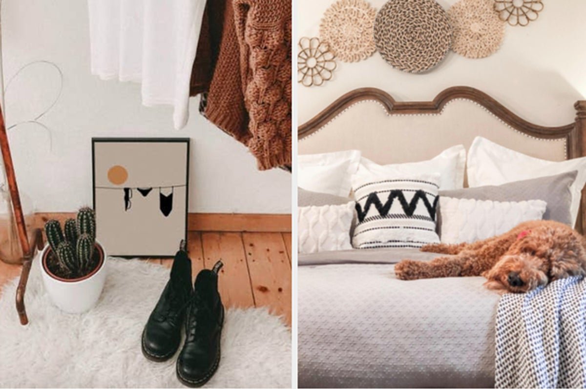 Affordable and Cool Products For Your Small Bedroom