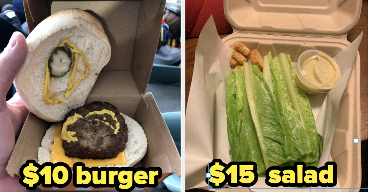 16 Uninspiring Meals That People Had The Misfortune Of Eating - buzzfeed