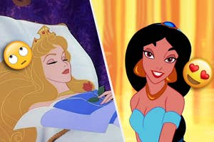 Aurora being overrated and Jasmine being underrated