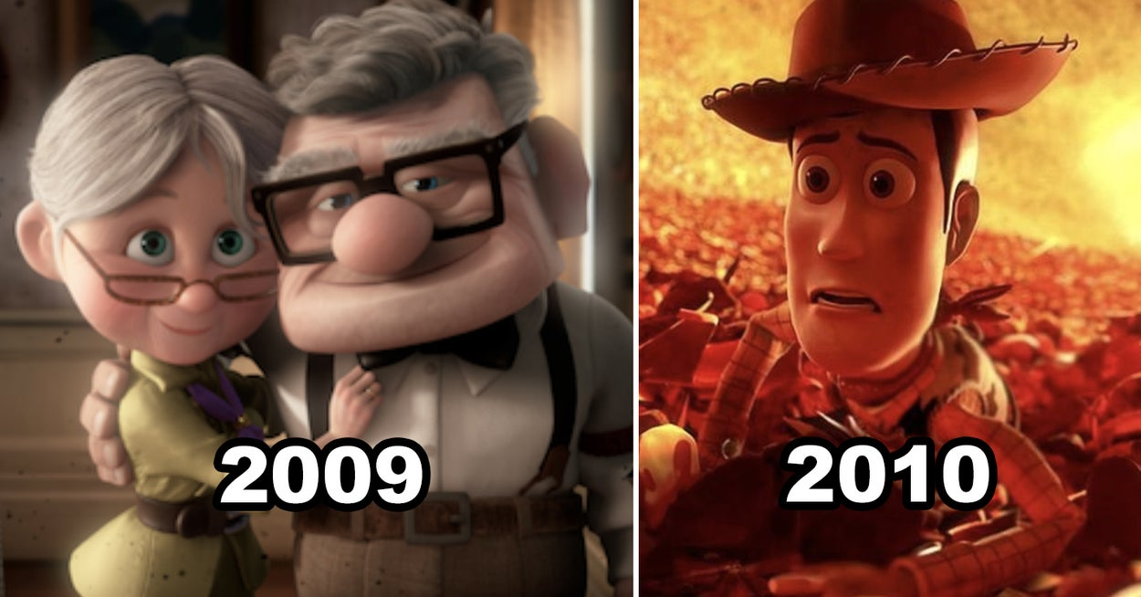 There Are 22 Pixar Movies, But I Bet You Can't Even Name Half Of Them