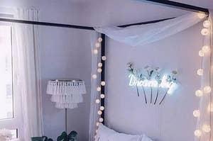 Aesthetic bedroom