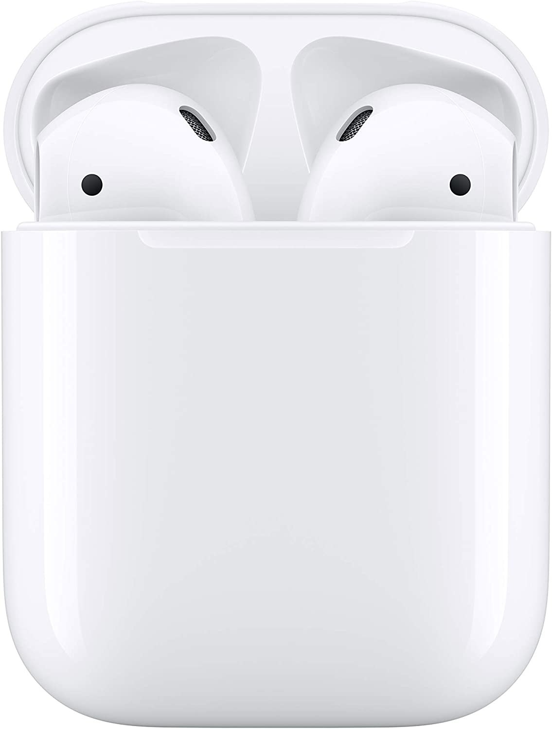 A set of Apple AirPods.