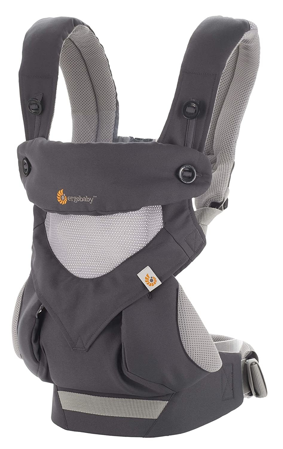 An Ergobaby baby carrier