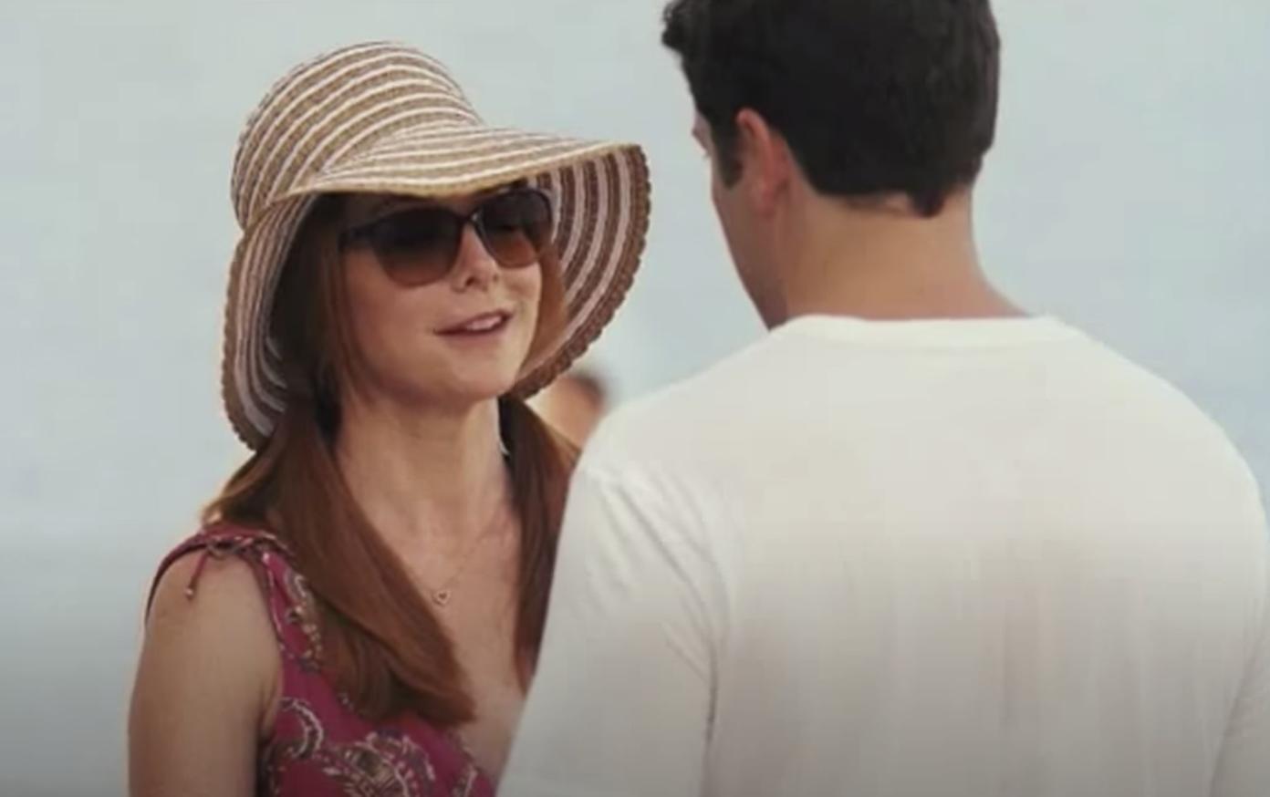 Alyson Hannigan in the film