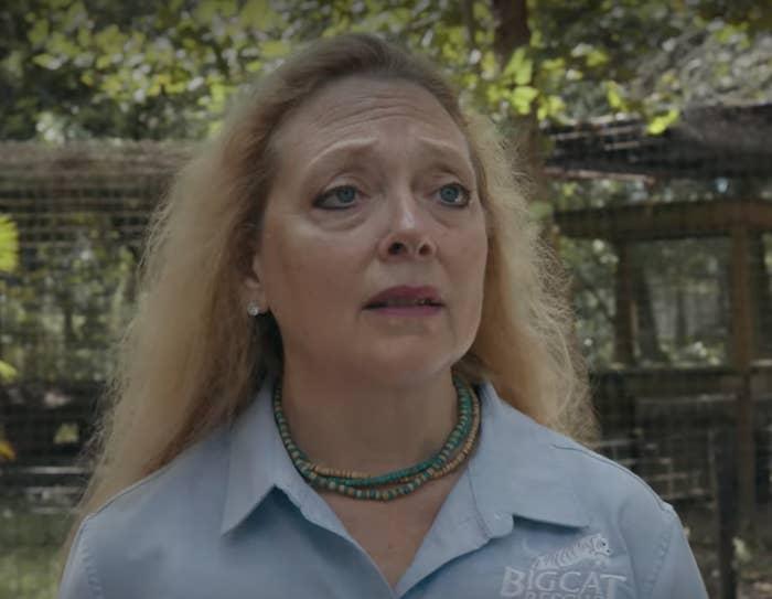 Carole in Tiger King