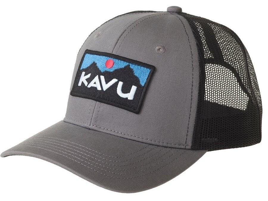 KAVU Above Standard trucker hat