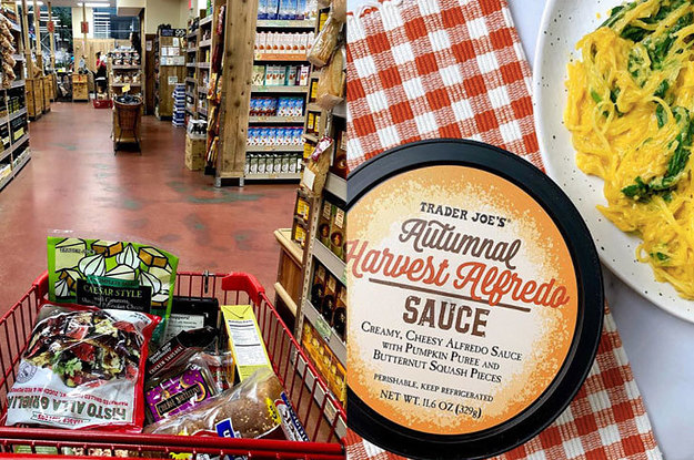 23 Trader Joes Fall Items That Are Absolutely Worth Stocking Up On
