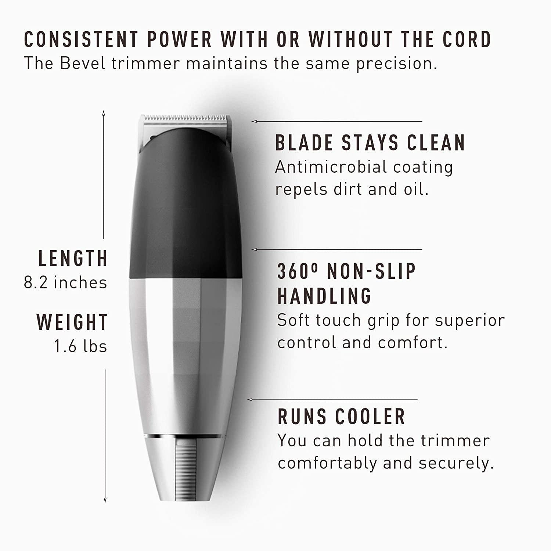 the silver razor