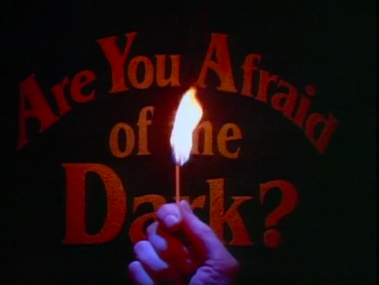 The Are You Afraid Of The Dark logo