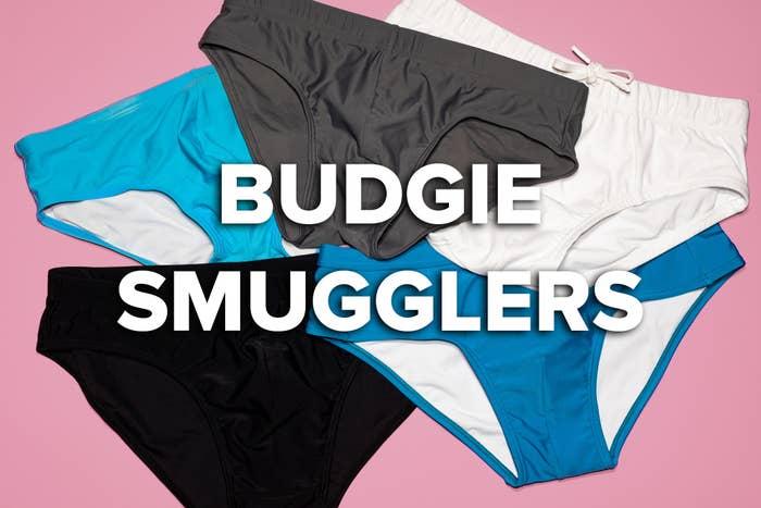 Tight-fitting men's underwear