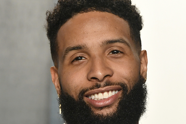 Odell Beckham Jr. Responded To Those NSFW Fetish Rumors And I Am Clutching My Pearls