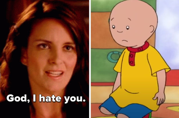 23 Tweets About Caillou Because Apparently People Hate Him With A Burning Passion