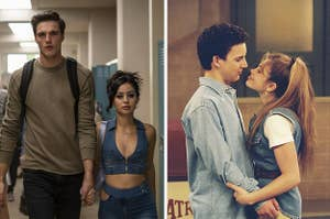 """Euphoria"" characters Nate and Maddy, ""Boy Meets World"" characters Cory and Topanga"