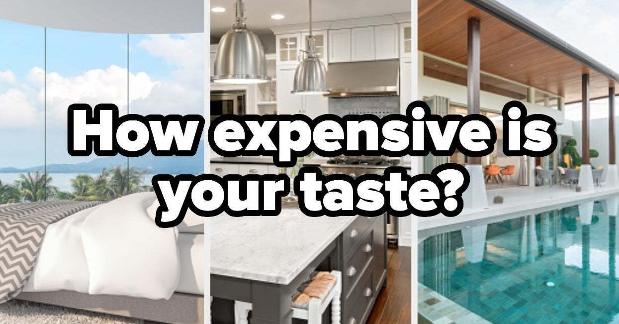 Design Your Dream Home And We'll Reveal How Expensive Your Taste Is - buzzfeed