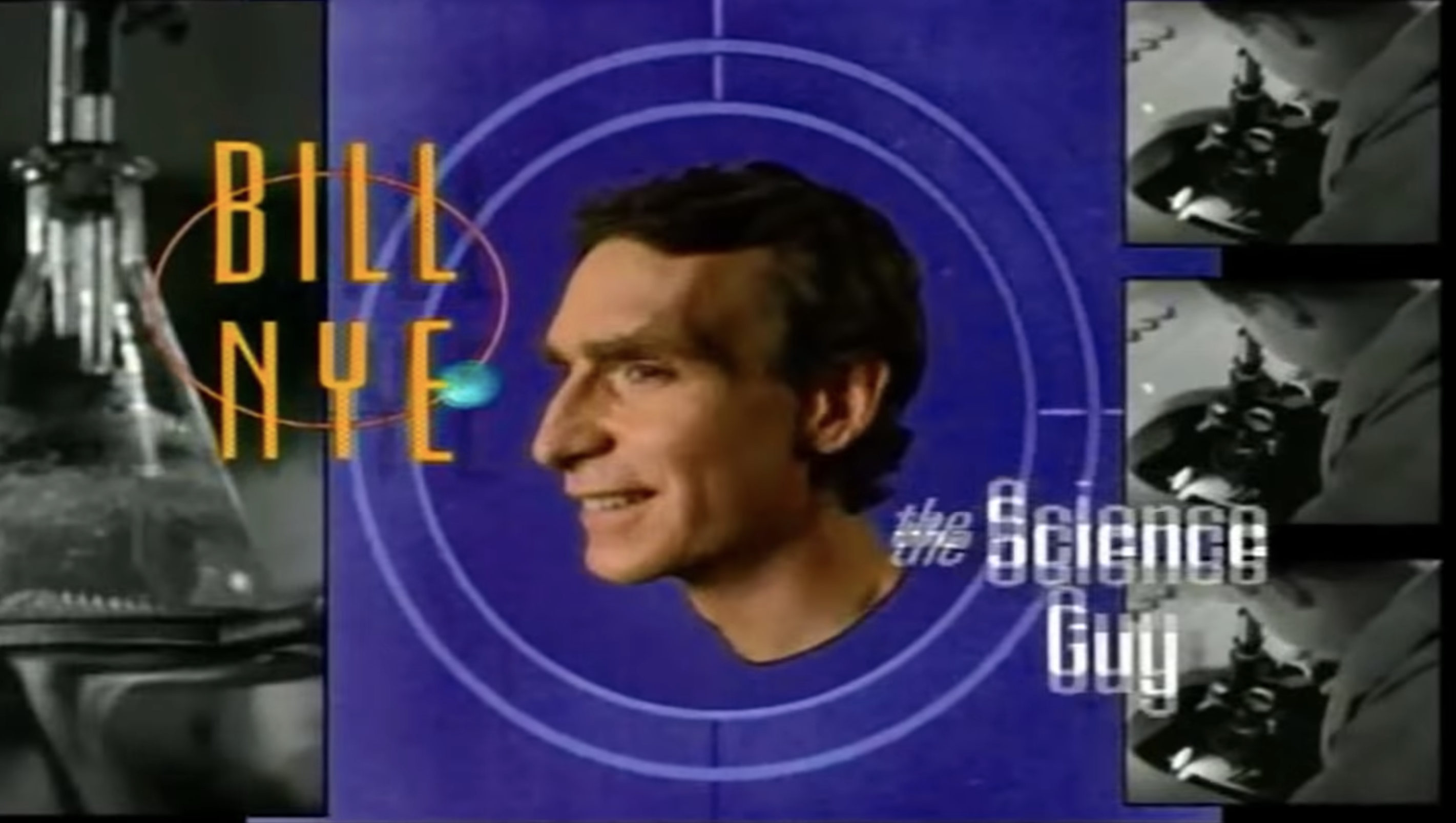 Bill Nye the Science Guy intro