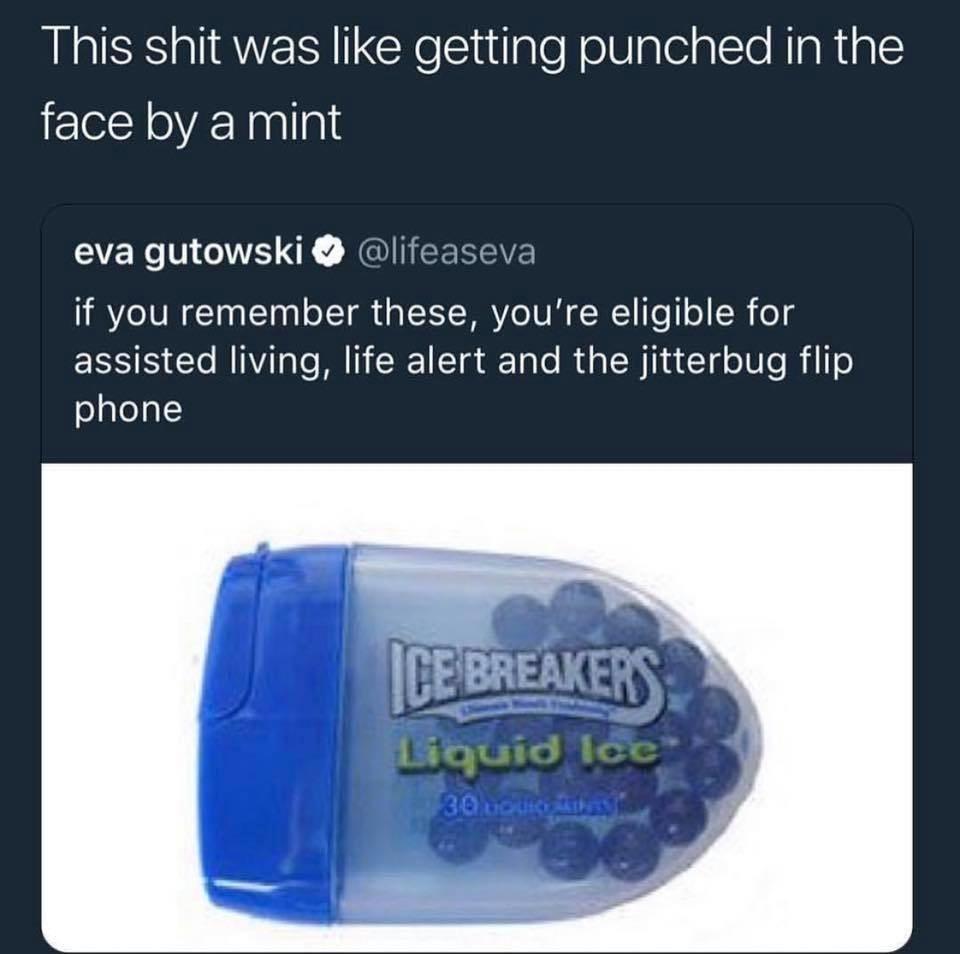 ice breakers liquid ice candy