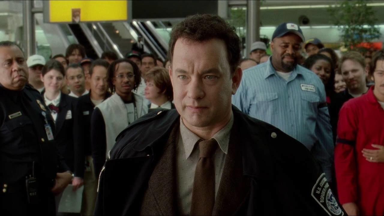 Viktor finally leaves the airport