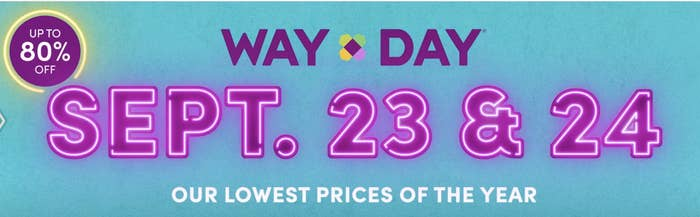 Way Day banner on the site