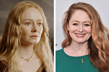 """What The Cast Of """"Lord Of The Rings"""" Looks Like Now"""