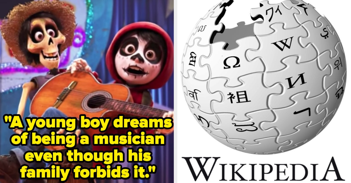 Can You Identify These 13 Disney Movies By Their Wikipedia Descriptions?