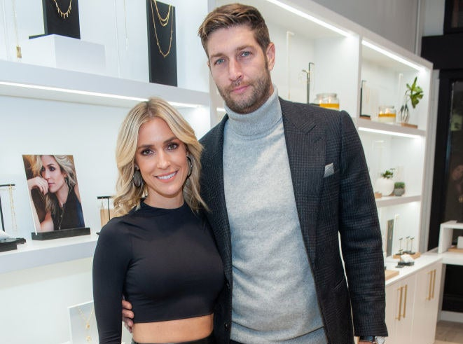 Kristin Cavallari and Jay Cutler attend Kristin's Uncommon James grand opening