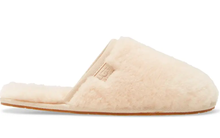 the UGG in cream