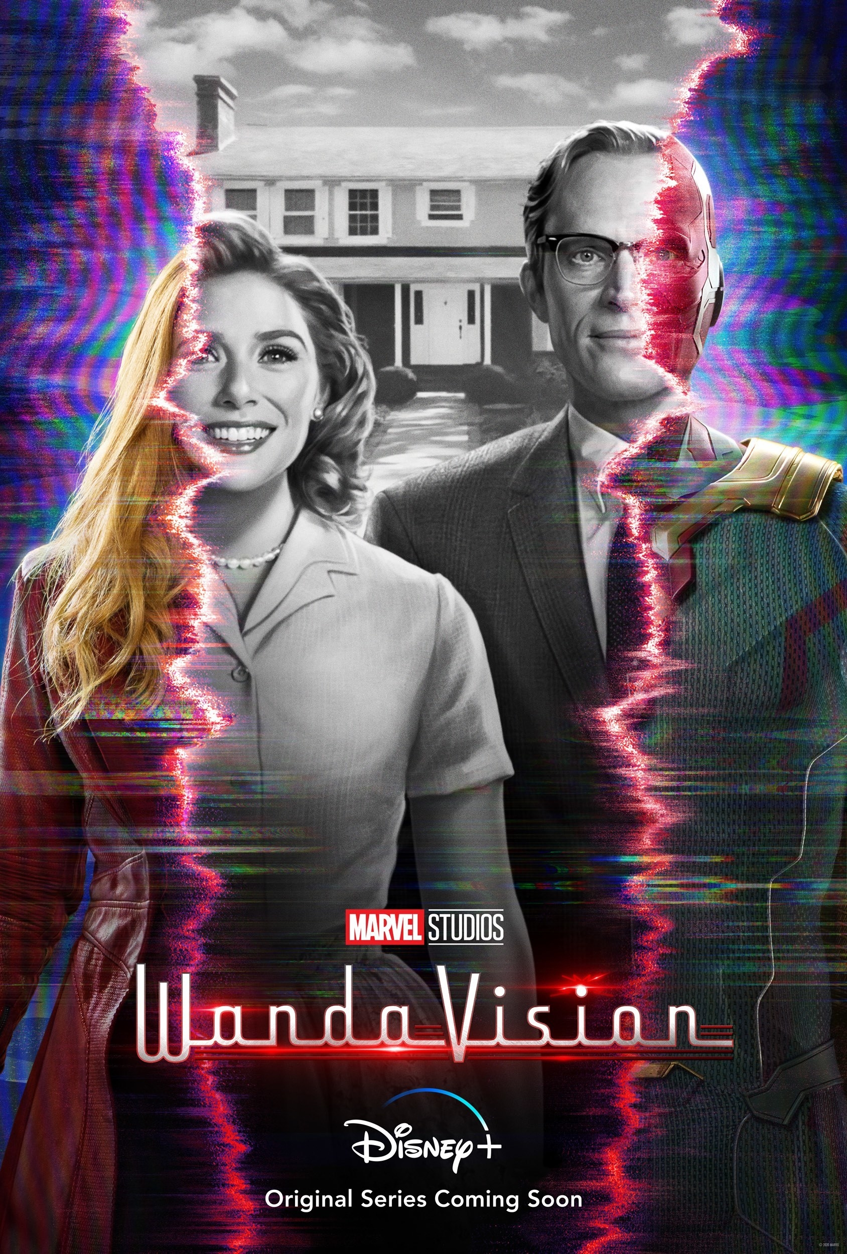 "Poster for ""WandaVision"""
